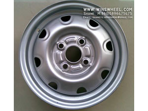 Passenger Car Wheel Rim